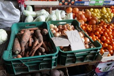 На ринках Чернівців раптово подорожчали овочі - фото
