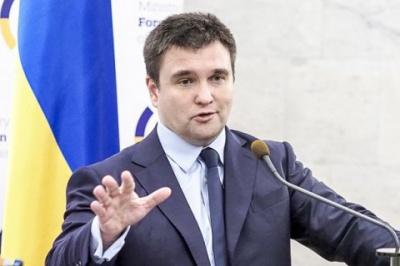 Клімкін не бачить можливості припинити дипвідносини з РФ