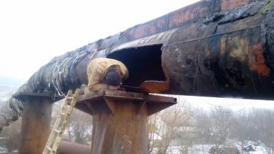 Чернівці без води: у водоканалі пояснили причину аварії на водогоні