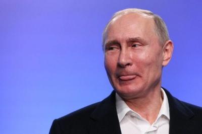 Офіційний рейтинг Путіна обвалився до рівня 15-річної давності