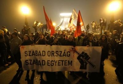 В Угорщині готують загальний страйк – перший з часів падіння комунізму