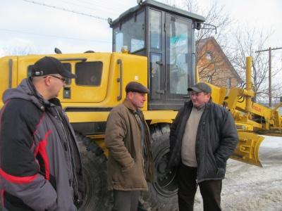 На Буковині ОТГ самостійно ремонтуватимуть дороги