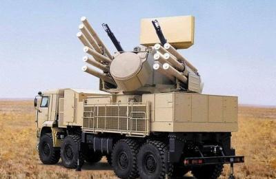 """Авіація Ізраїлю знищила у Сирії розрекламований російський зенітний комплекс """"Панцир"""""""