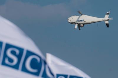 ОБСЄ: Бойовикам наказали збивати безпілотники місії
