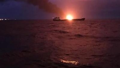Пожежа на танкерах поблизу Керченської протоки. Кількість загиблих збільшилася