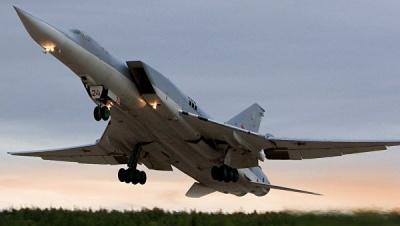 У Росії розбився стратегічний бомбардувальник Ту-22М3