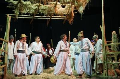 Чернівецький драмтеатр анонсував прем'єру вистави за романом Панаса Мирного
