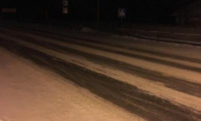 Снігова негода: у поліції попередили про поганий стан доріг Чернівецької області