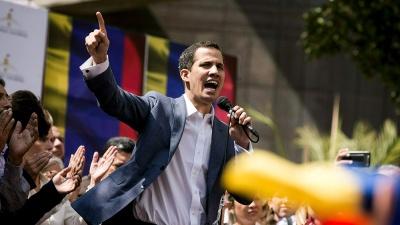 У Венесуелі спікер опозиційної асамблеї оголосив себе в.о. президента