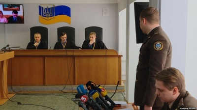 В Оболонському суді оголосять вирок Януковичу - наживо