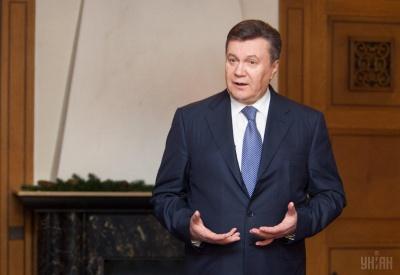 Віктора Януковича визнали винним у державній зраді і пособництві у веденні війни