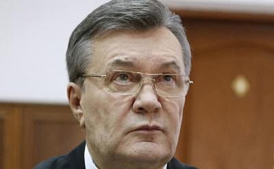 Янукович отримав 13 років заочно