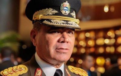 Міністр оборони Венесуели вважає Мадуро легітимним президентом