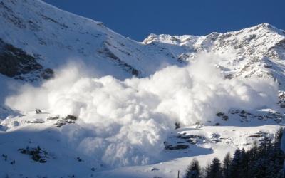 ДСНС: У Карпатах значна лавинна небезпека