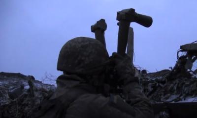На Луганщині бойовики обстріляли авто ЗСУ. Один військовий загинув