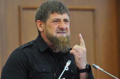 """Кадиров пообіцяв нардепу Березі """"дзвінкий ляпас"""""""