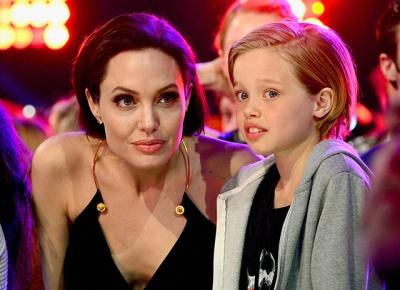 Донька Анджеліни Джолі і Бреда Пітта хоче переїхати від матері