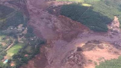 У Бразилії прорвало дамбу: 200 людей зникли безвісти