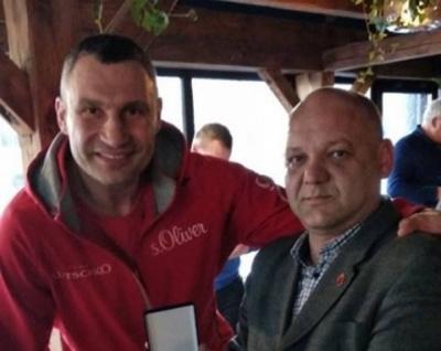 Кличко став почесним громадянином Хотина - фото