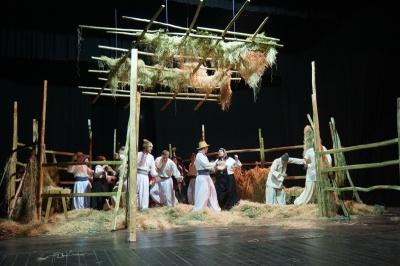 Сьогодні у Чернівецькому драмтеатрі прем'єра вистави за романом Панаса Мирного