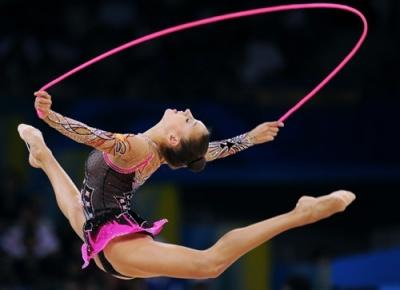 У Чернівцях відбувається чемпіонат області з художньої гімнастики