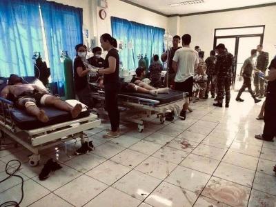 На Філіппінах внаслідок подвійного теракту загинули 27 осіб