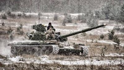Полторак: В Україні створено танкову бригаду резерву