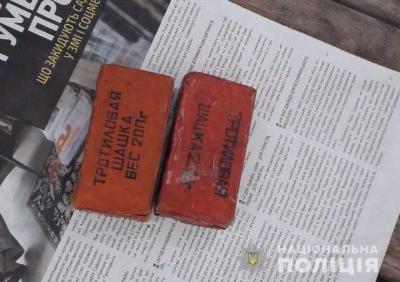 В Одесі виявили вибухівку просто на зупинці громадського транспорту