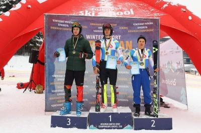 Студент із Чернівців побореться за участь в чемпіонаті світу з гірськолижного спорту