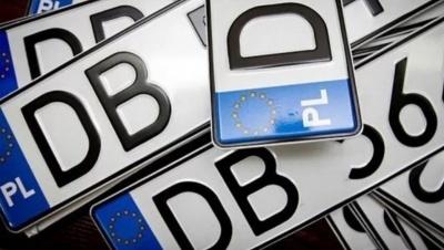 На Буковині митниця оформила понад 5100 автівок «євробляхерів»