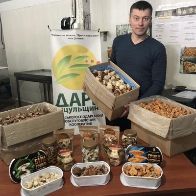 Історія успіху: як підприємець з Буковини годує грибами Америку та Ізраїль