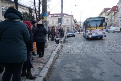 У Чернівцях подорожчав проїзд у тролейбусах: скільки платитимуть пасажири