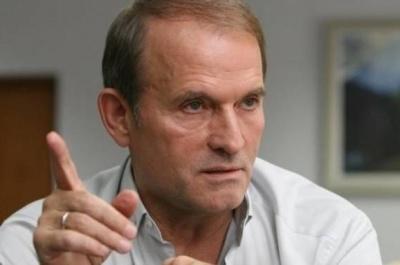Медведчук хоче створити автономний регіон Донбас із власним урядом та парламентом