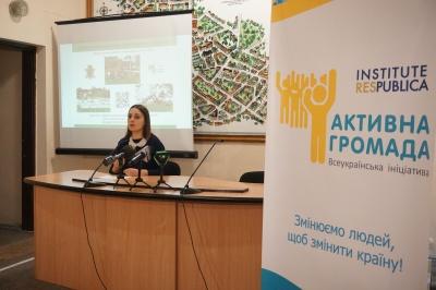 Які дитячі майданчики встановлювати у Чернівцях: активісти обговорили їх розробку