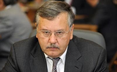 Гриценко розповів, чому не брав участі в АТО