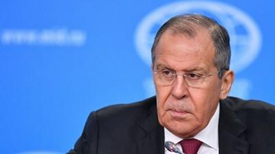 Лавров: США підвищує ризику ядерного конфлікту