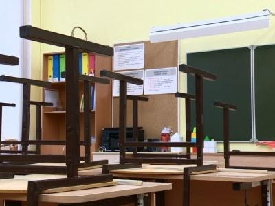 Усі школи Глибоцького району закрили через карантин