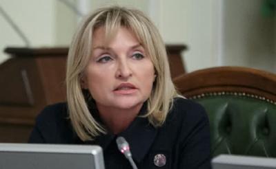 Нардеп Ірина Луценко судитиметься з Гриценком