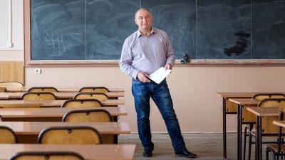 Професора Ангельського призначили в.о. ректора ЧНУ – документ