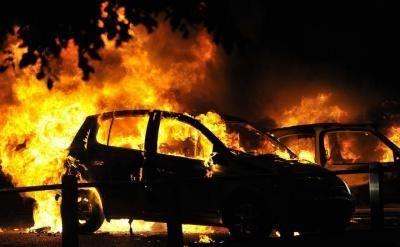 У Чернівецькій області у масштабній пожежі згоріли «Жигулі»