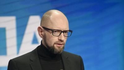 Яценюк заявив, що не балотуватиметься на виборах президента