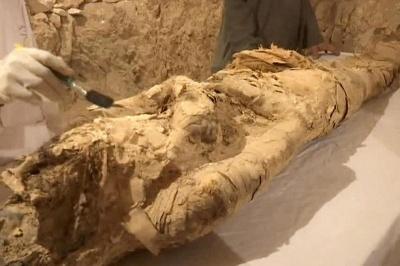 В Єгипті знайшли 40 стародавніх мумій