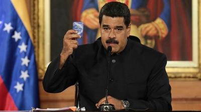Мадуро хоче провести дострокові парламентські вибори замість президентських