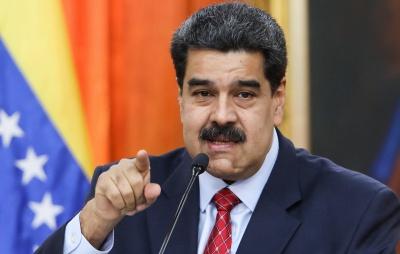 Президент Венесуели заявив про можливість початку громадянської війни