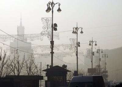 Синоптики попереджають про туман та ожеледицю