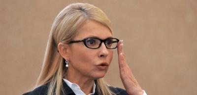 Тимошенко поскаржилася до МВС на підкуп виборців