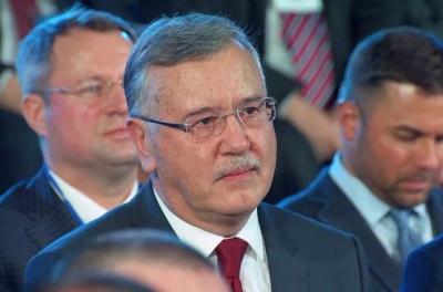 Гриценко звинуватив Луценка у розправі над опонентами Порошенка