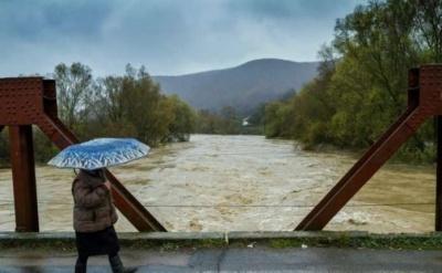 У Чернівецькій області очікується підйом рівнів води