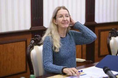 Суд відсторонив Супрун від виконання обов'язків голови МОЗ - документ