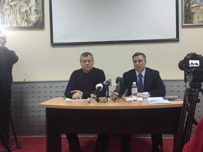 Скандал у психлікарні Чернівців: екс-нардеп обіцяє «не дати обікрасти громаду»